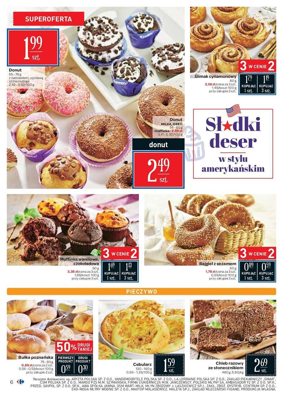 Gazetka promocyjna Carrefour do 18/08/2018 str.6