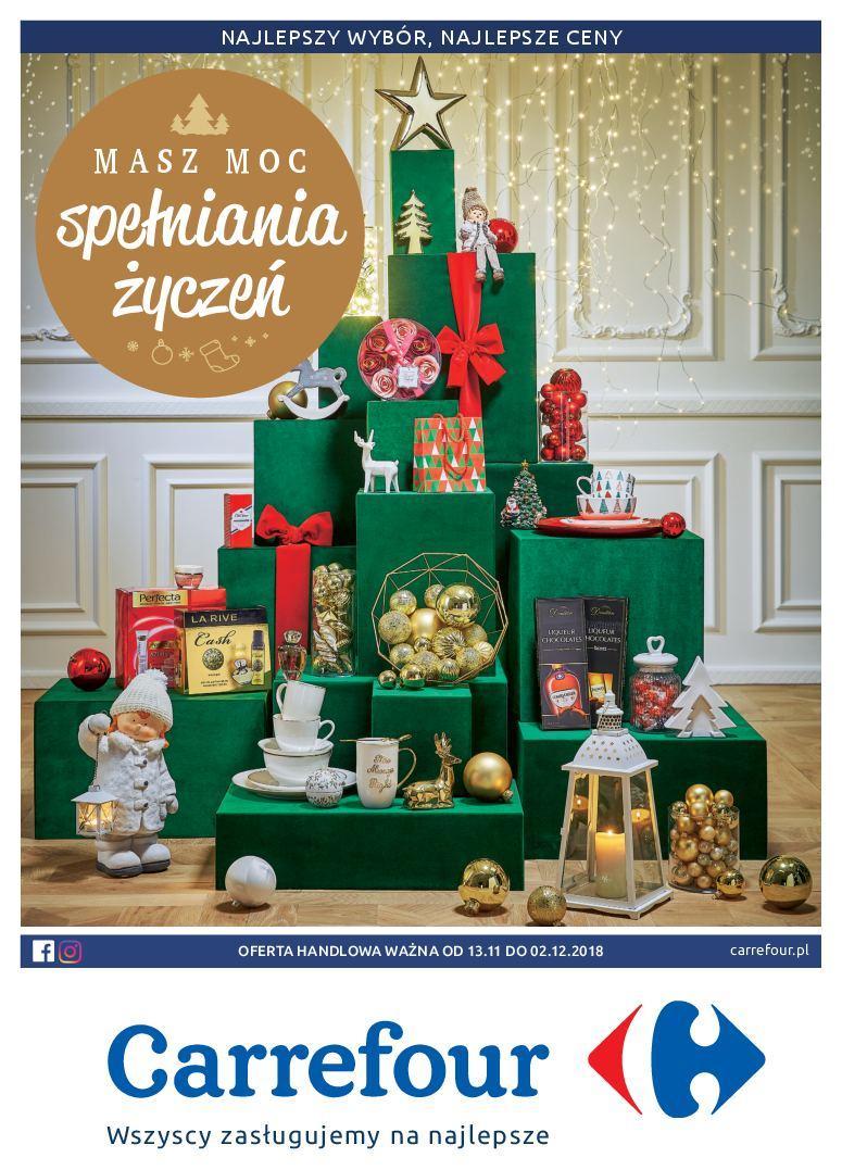 Gazetka promocyjna Carrefour do 02/12/2018 str.1