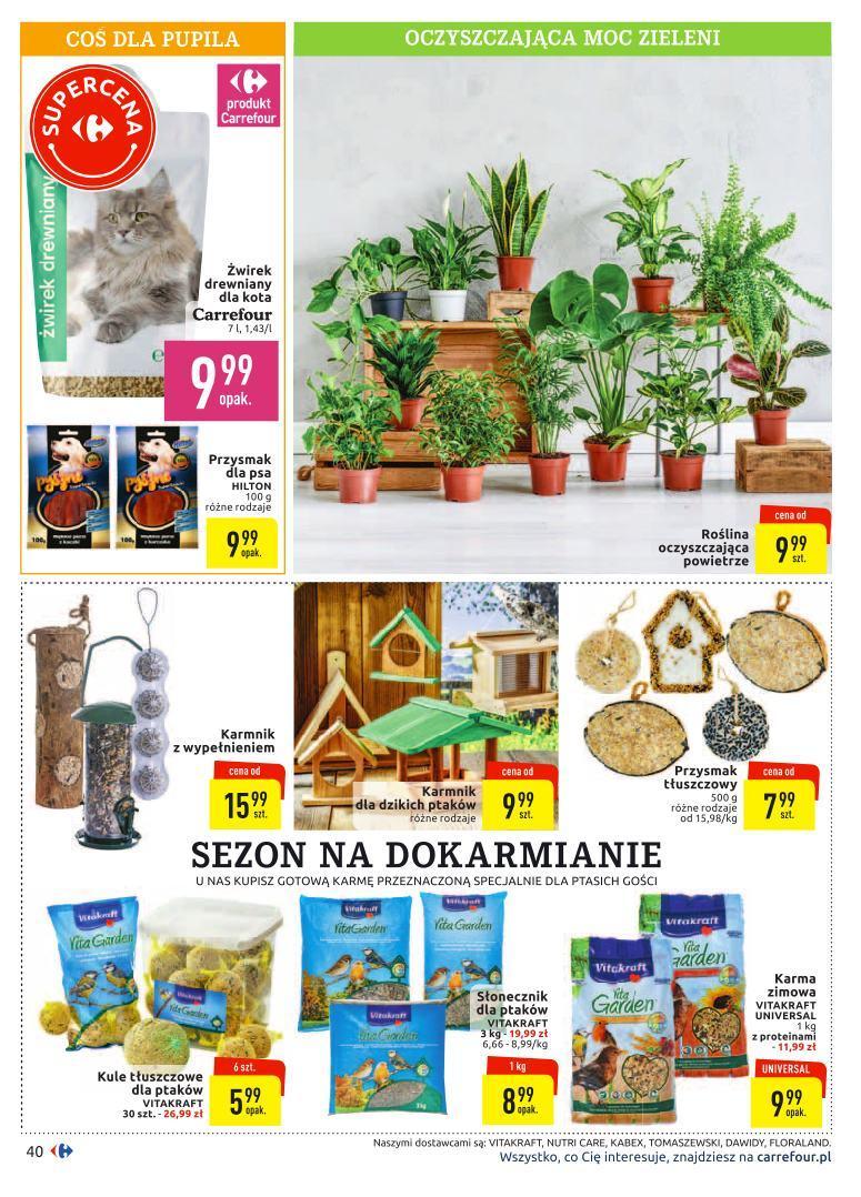 Gazetka promocyjna Carrefour do 09/11/2019 str.40