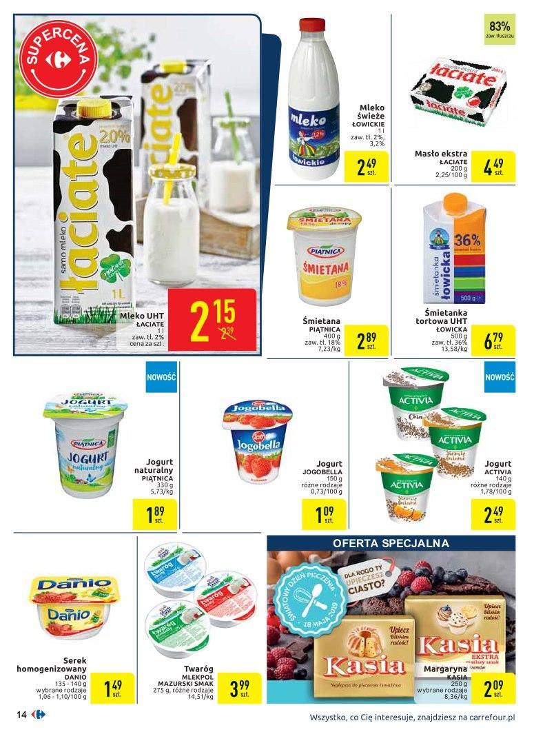 Gazetka promocyjna Carrefour do 26/05/2019 str.13