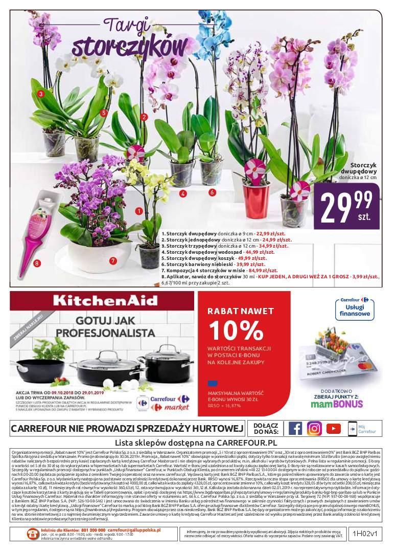 Gazetka promocyjna Carrefour do 19/01/2019 str.40