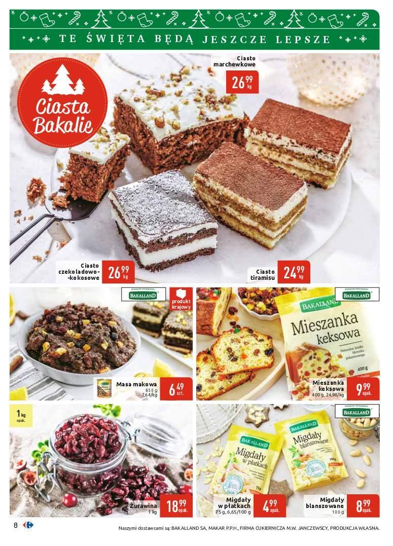 Gazetka promocyjna Carrefour do 08/12/2018 str.8
