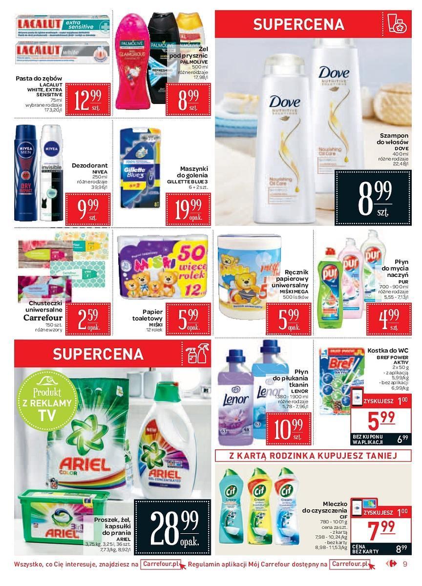 Gazetka promocyjna Carrefour Market do 29/04/2018 str.8