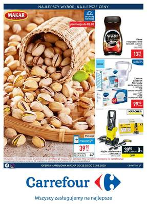 Carrefour gazetka - od 25/02/2020 do 07/03/2020