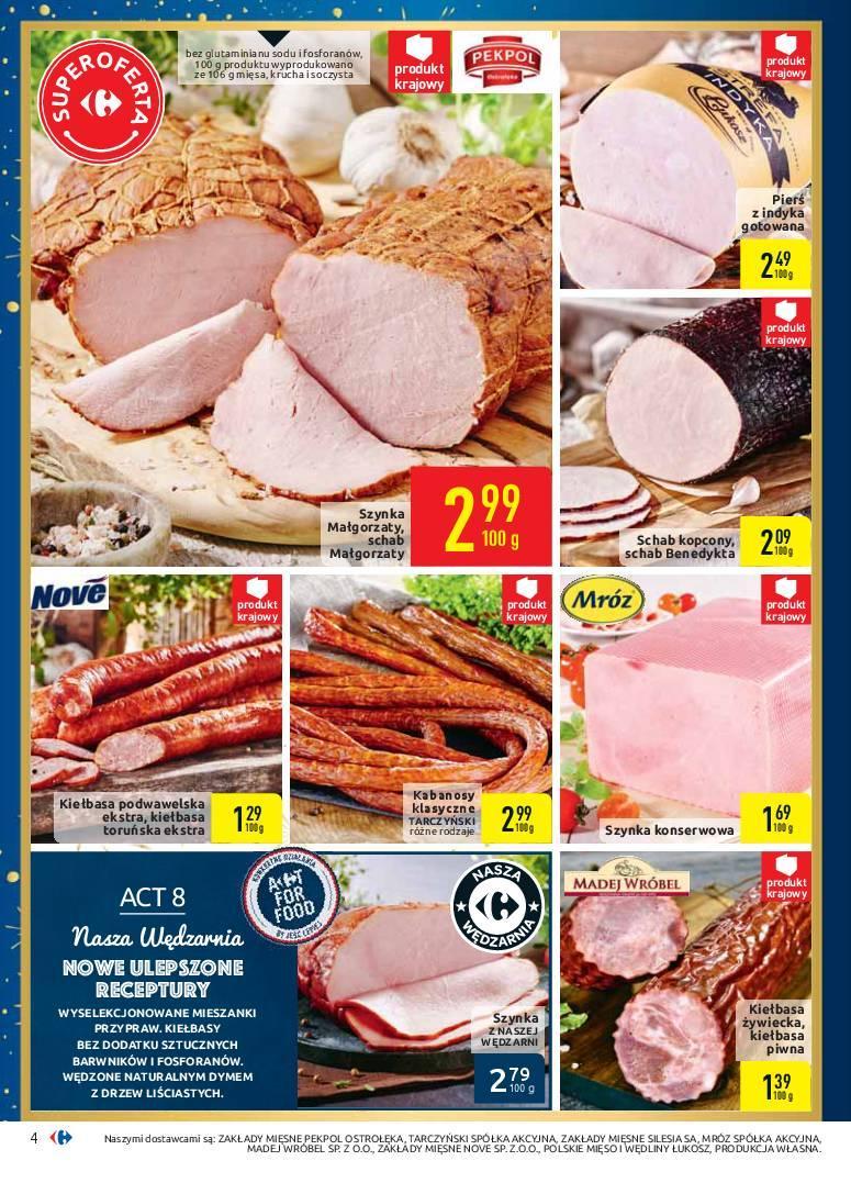 Gazetka promocyjna Carrefour do 05/01/2019 str.3