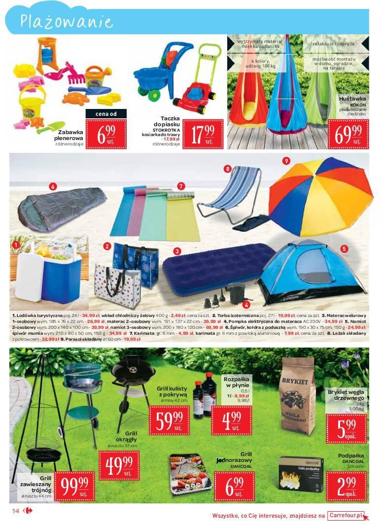 Gazetka promocyjna Carrefour Market do 24/06/2018 str.13