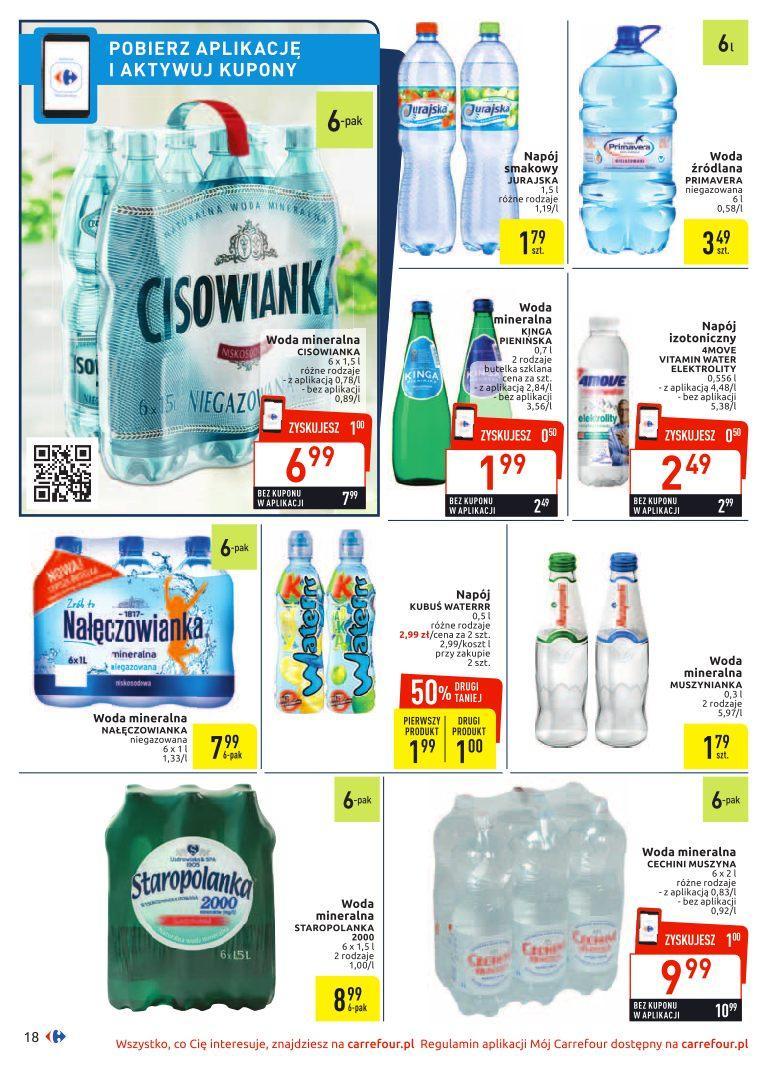Gazetka promocyjna Carrefour do 03/08/2019 str.17