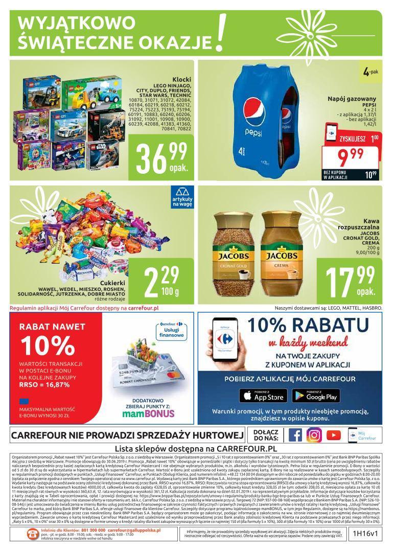 Gazetka promocyjna Carrefour do 20/04/2019 str.35
