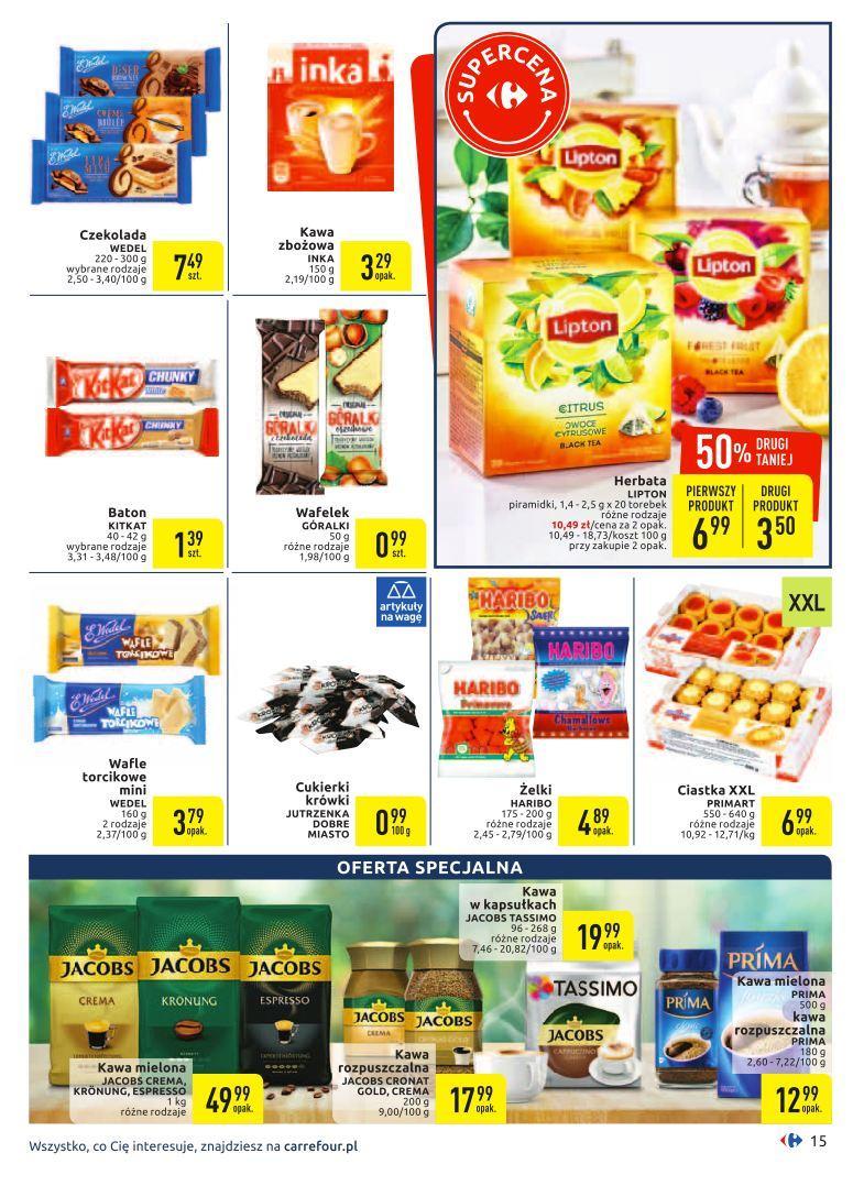 Gazetka promocyjna Carrefour do 03/08/2019 str.14