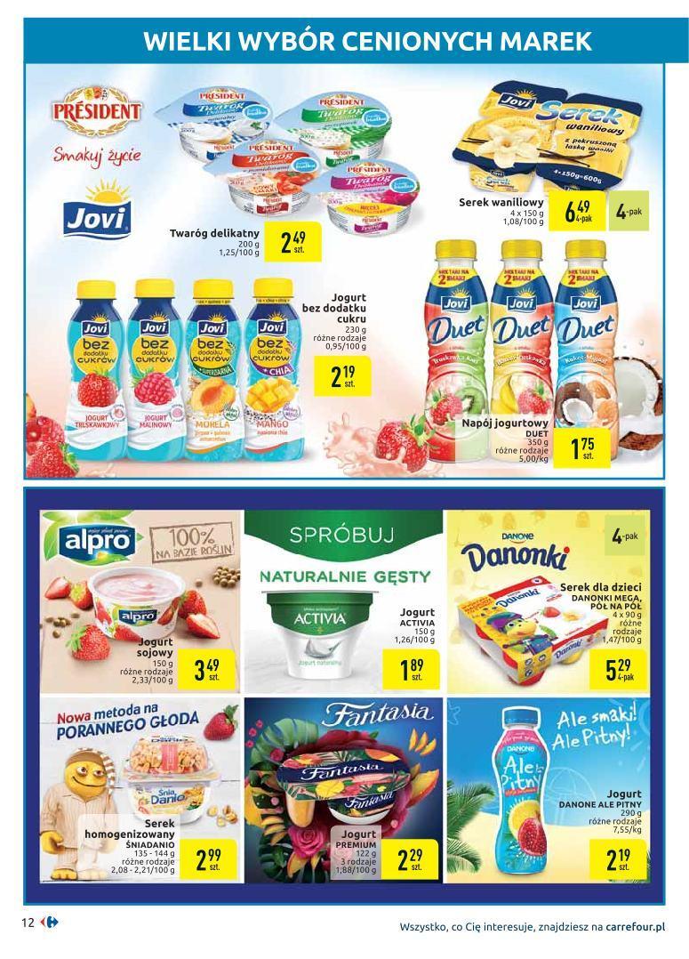 Gazetka promocyjna Carrefour do 22/05/2019 str.11