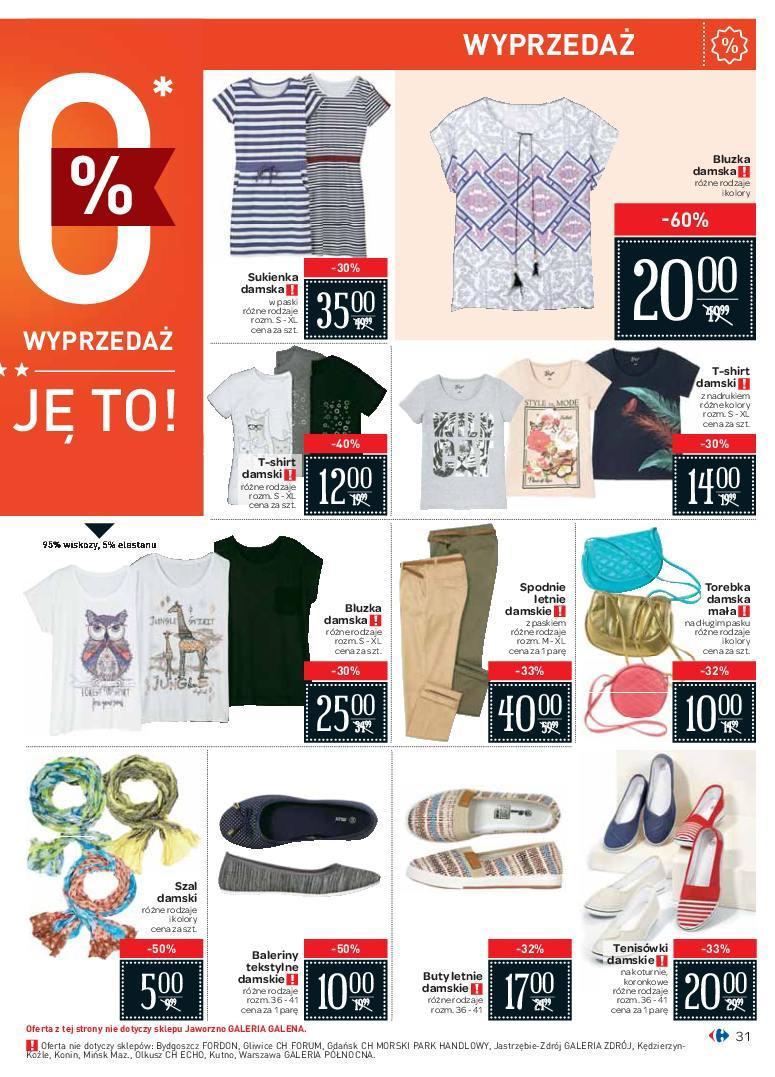 Gazetka promocyjna Carrefour do 24/06/2018 str.31