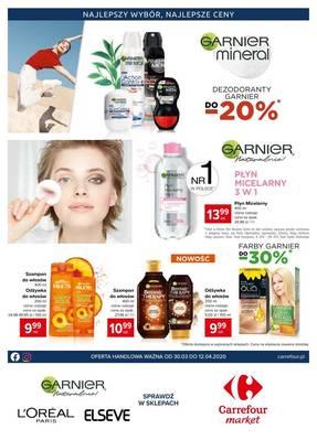 Carrefour Garnier