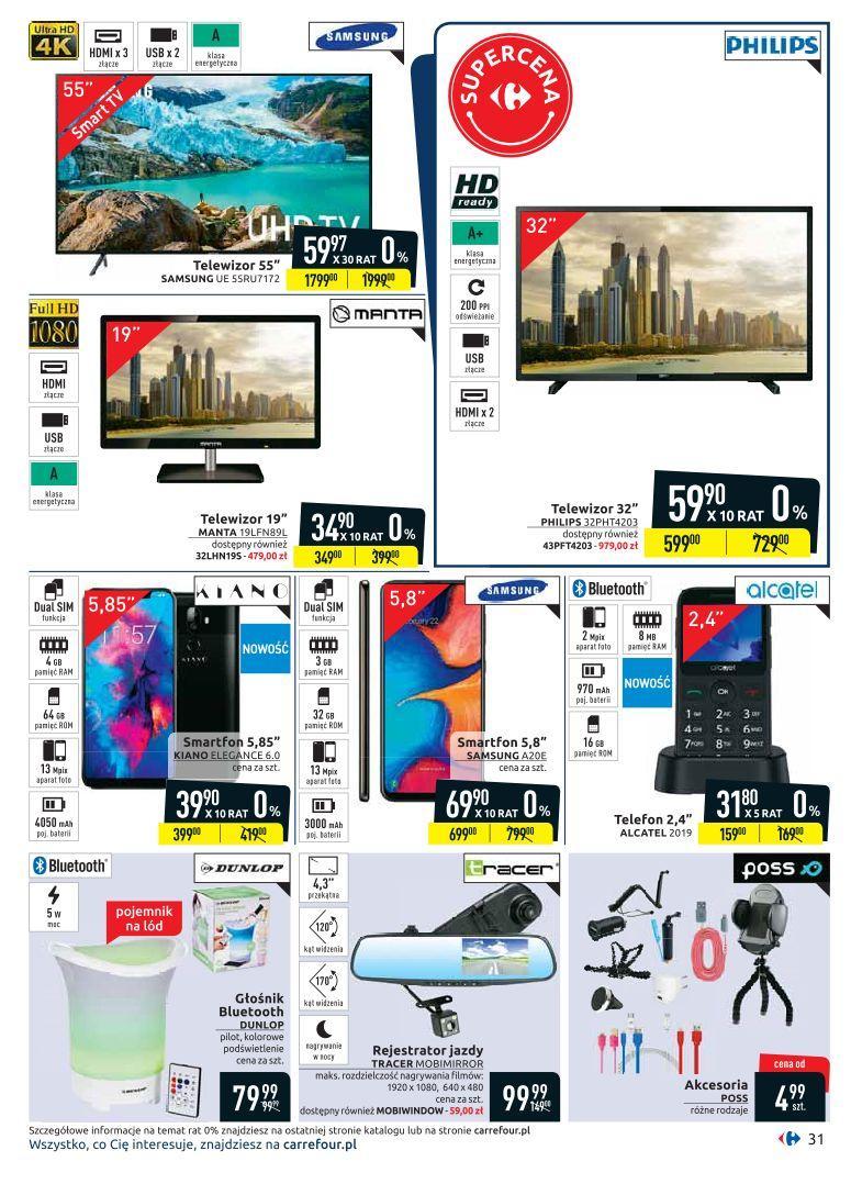 Gazetka promocyjna Carrefour do 01/02/2020 str.30