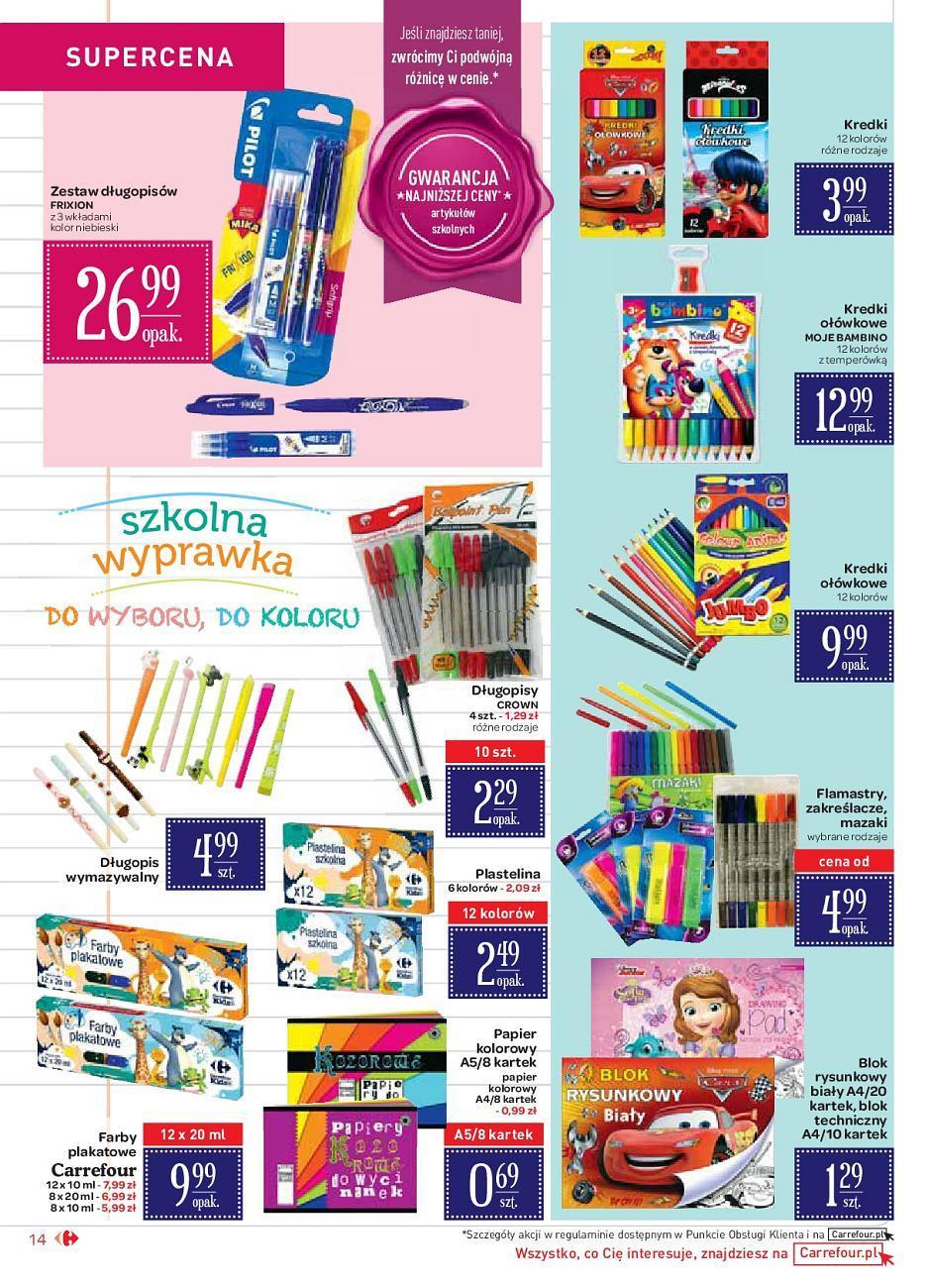 Gazetka promocyjna Carrefour Market do 18/08/2018 str.13