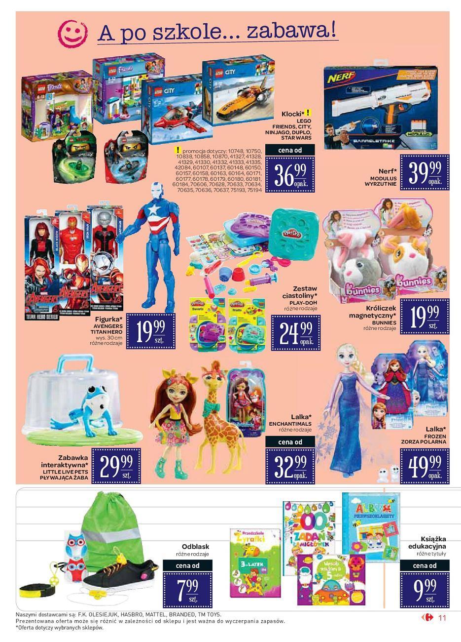 Gazetka promocyjna Carrefour Market do 02/09/2018 str.11