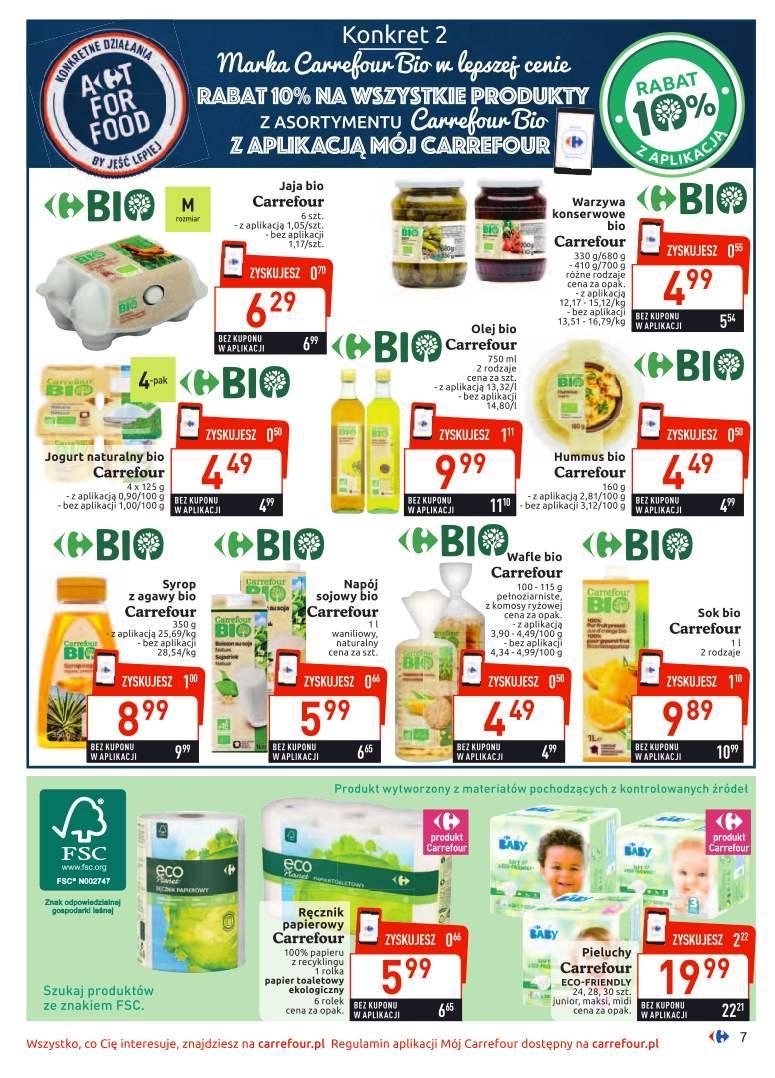 Gazetka promocyjna Carrefour do 24/11/2019 str.7
