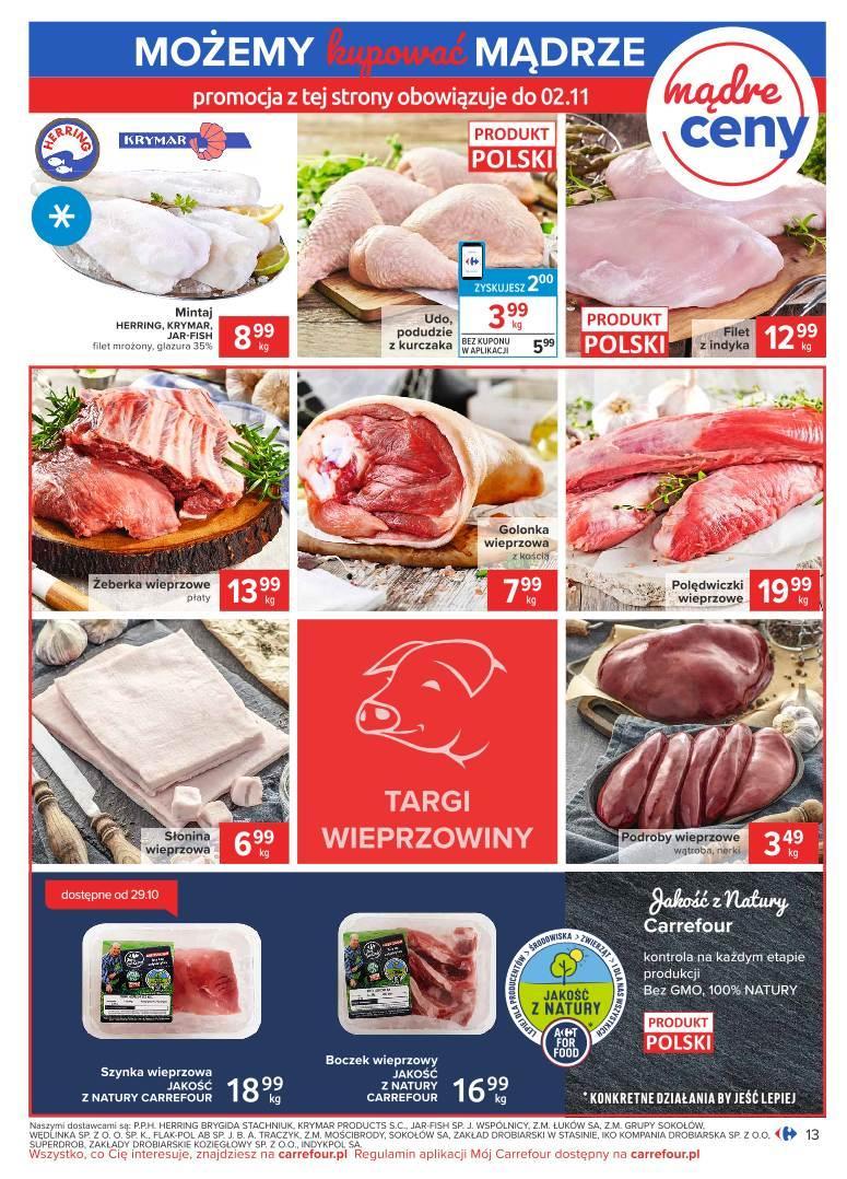Gazetka promocyjna Carrefour do 07/11/2020 str.13