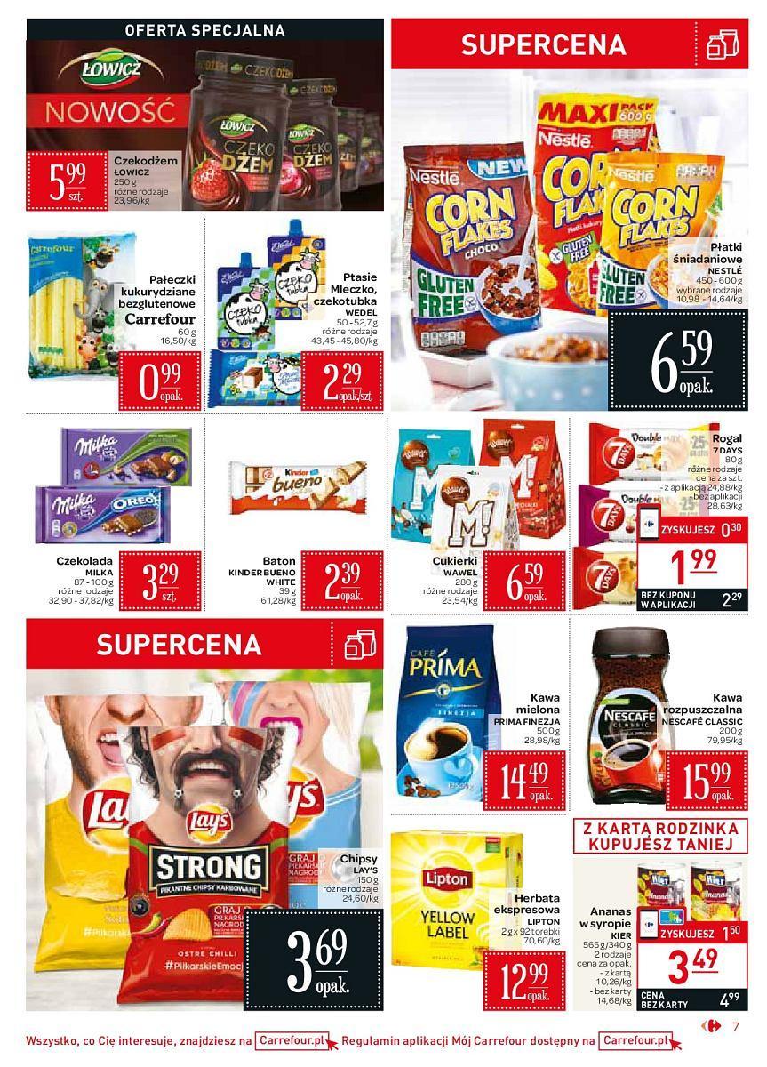 Gazetka promocyjna Carrefour Market do 12/05/2018 str.6