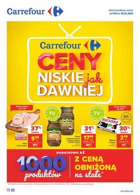 Carrefour niskie ceny