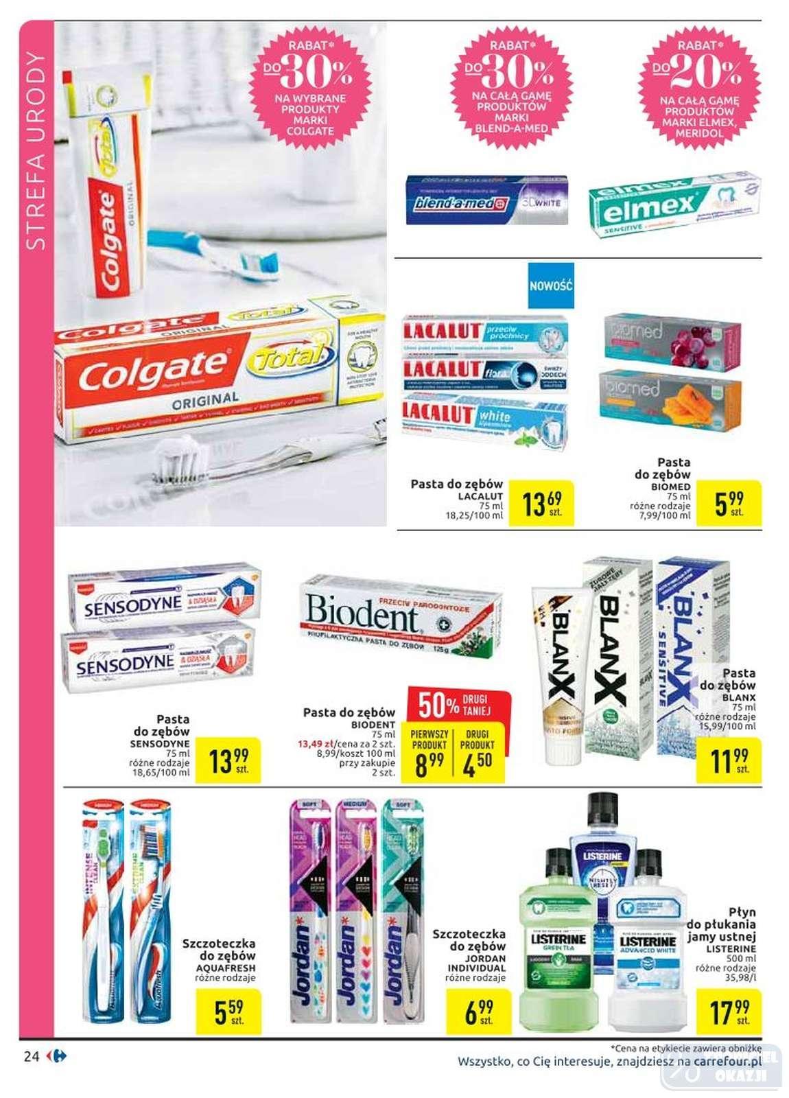 Gazetka promocyjna Carrefour do 22/06/2019 str.23
