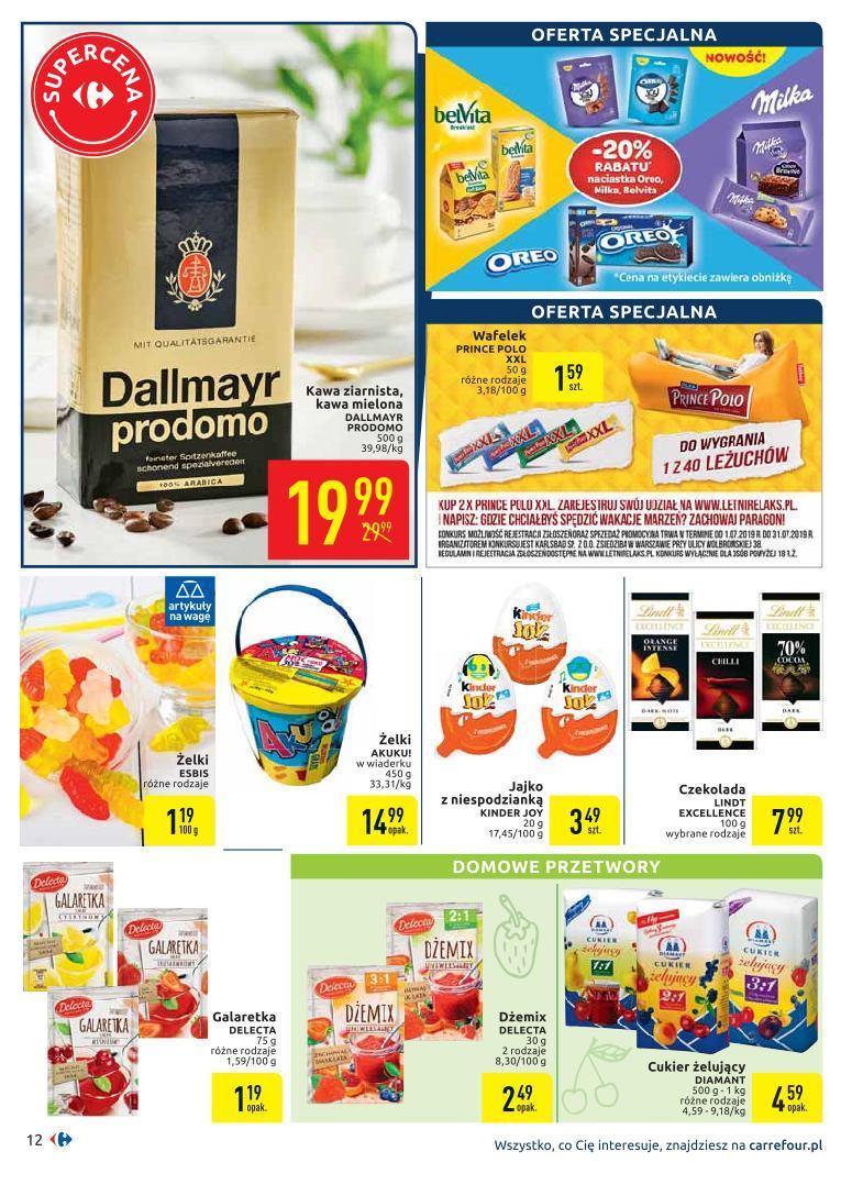 Gazetka promocyjna Carrefour do 20/07/2019 str.12