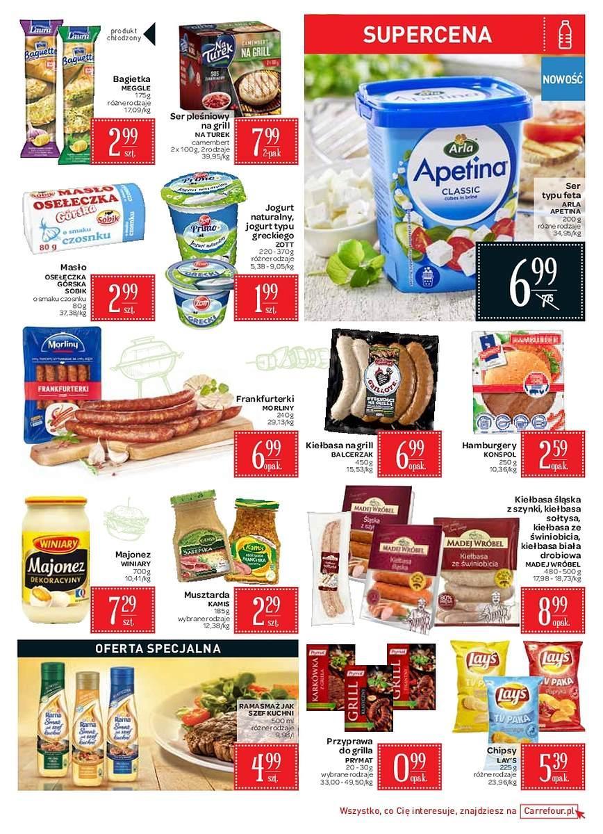 Gazetka promocyjna Carrefour Market do 06/05/2018 str.4