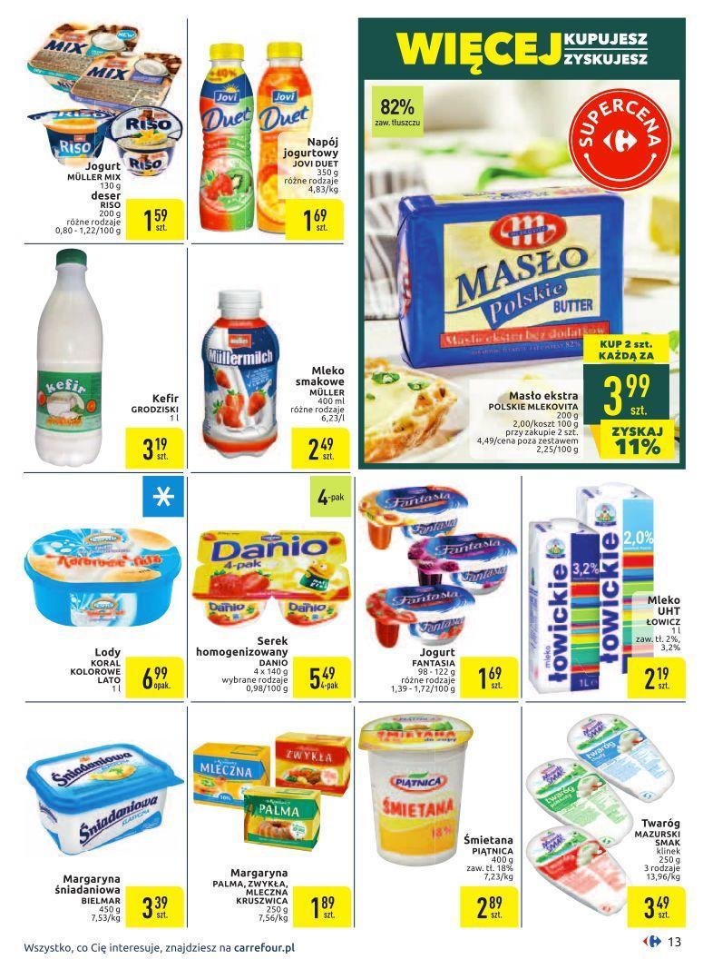 Gazetka promocyjna Carrefour do 03/08/2019 str.12