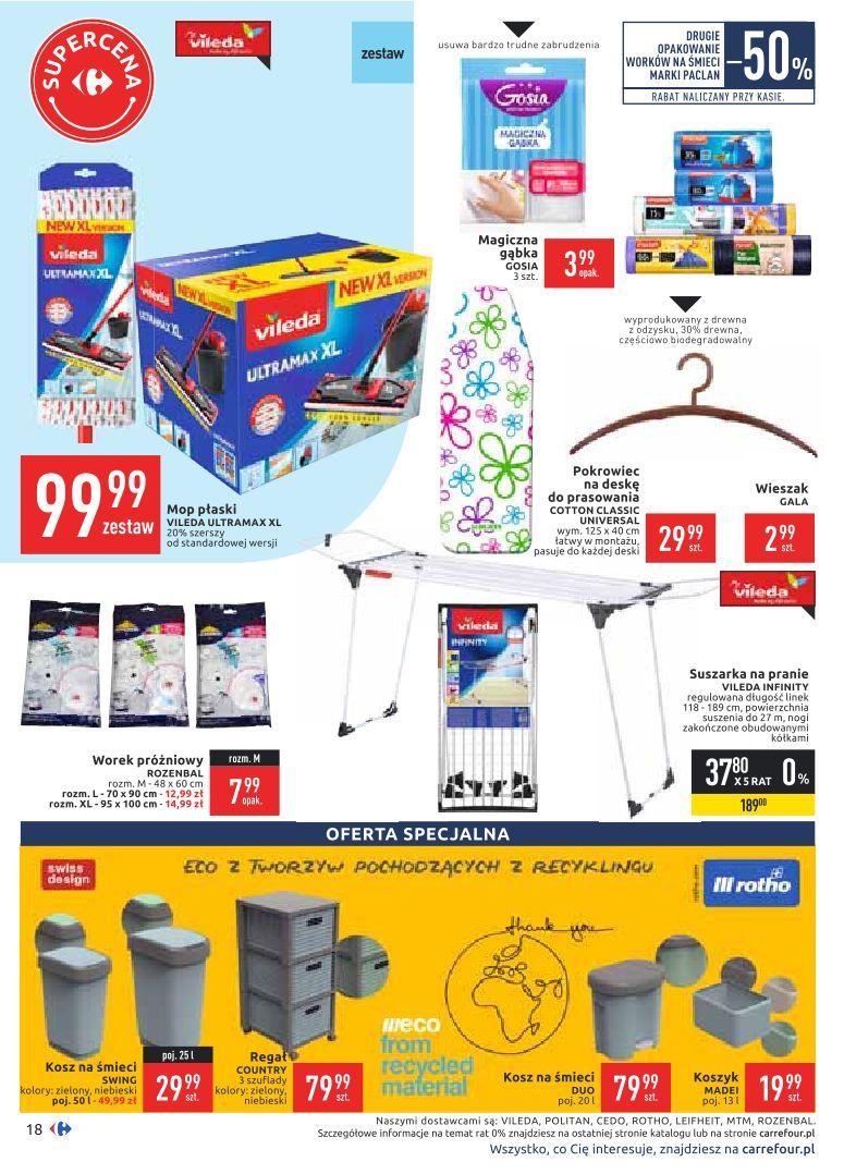 Gazetka promocyjna Carrefour do 24/02/2020 str.18