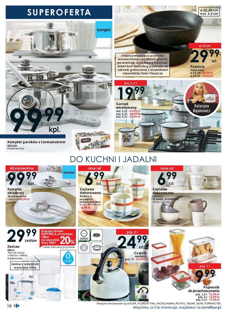 Gazetka promocyjna Carrefour do 19/01/2019 str.18