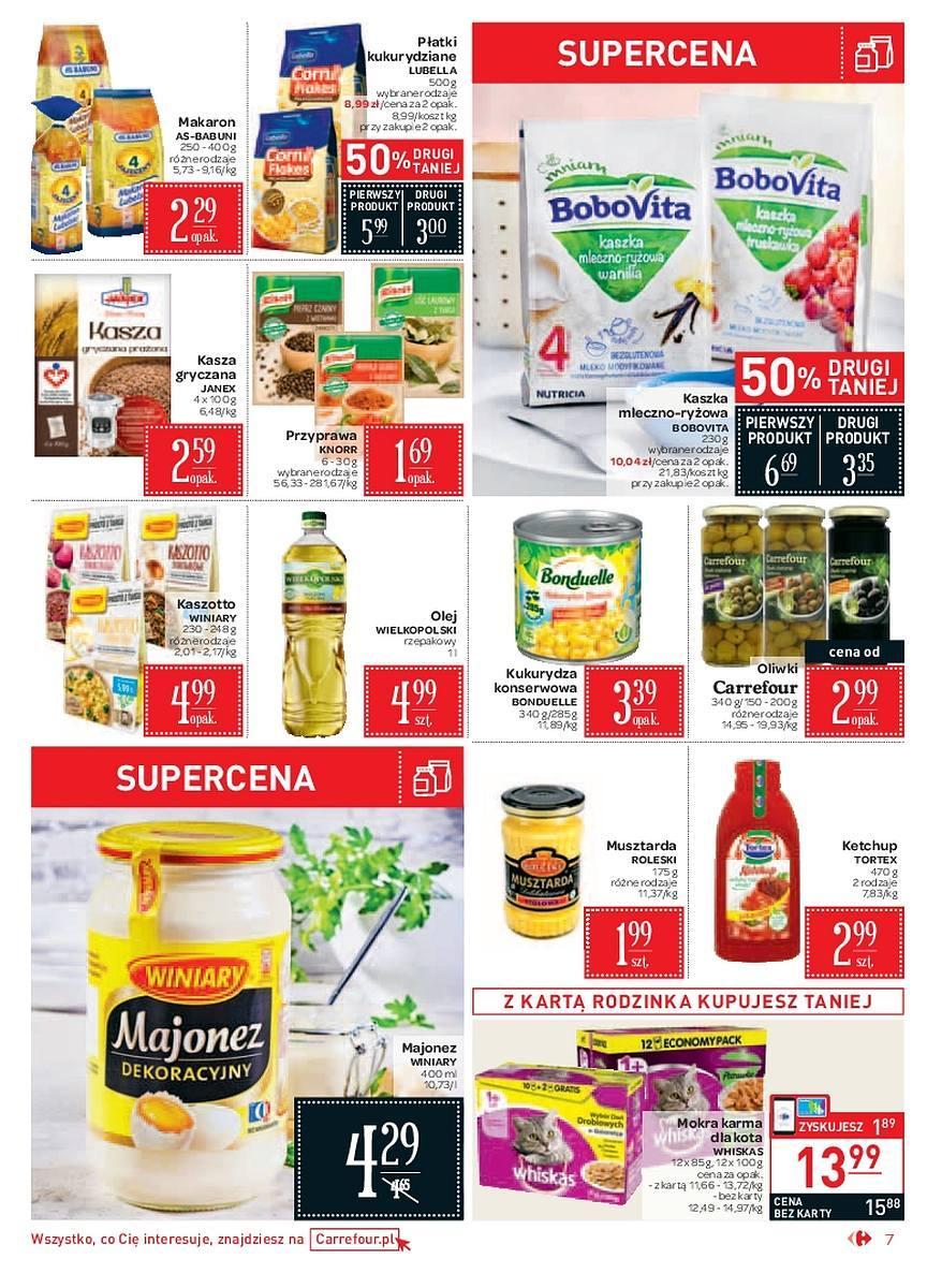 Gazetka promocyjna Carrefour Market do 29/04/2018 str.6