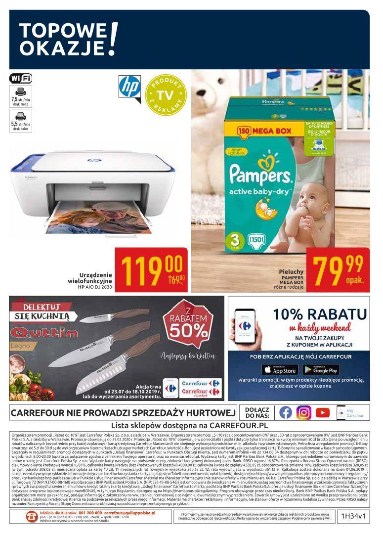 Gazetka promocyjna Carrefour do 07/09/2019 str.35