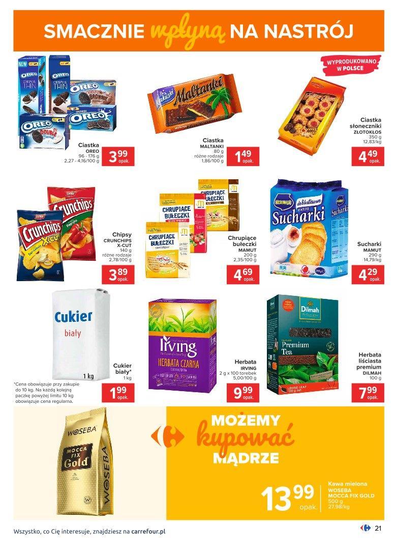 Gazetka promocyjna Carrefour do 07/11/2020 str.21