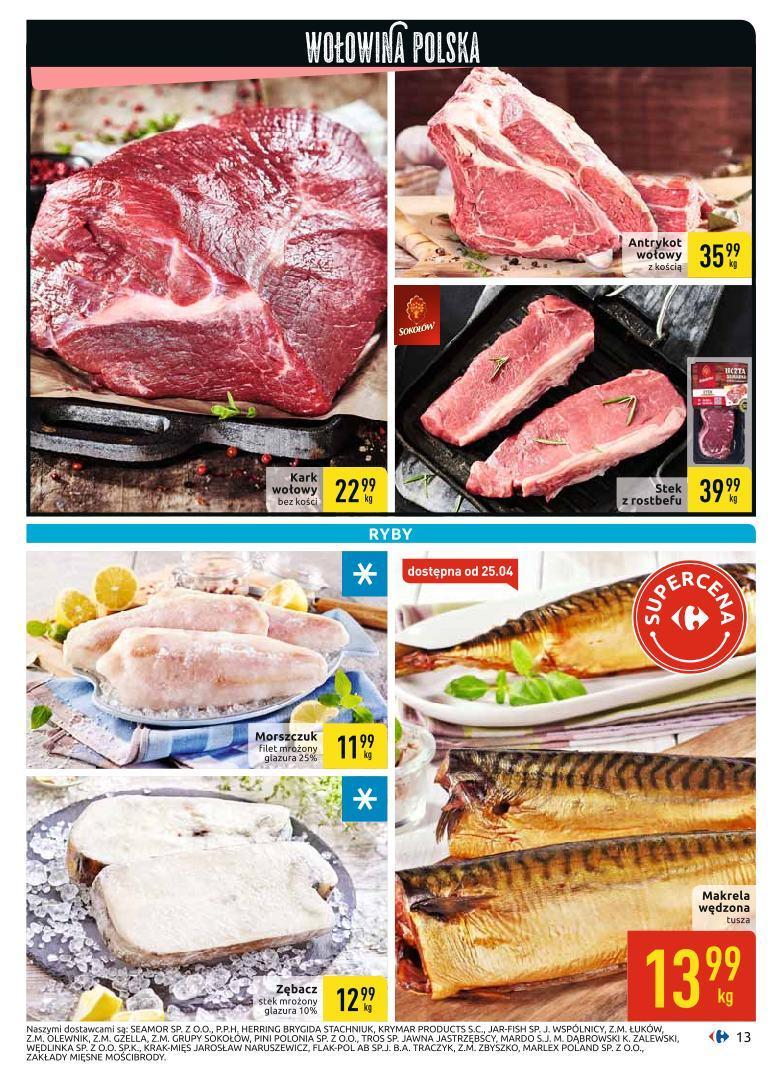 Gazetka promocyjna Carrefour do 04/05/2019 str.12