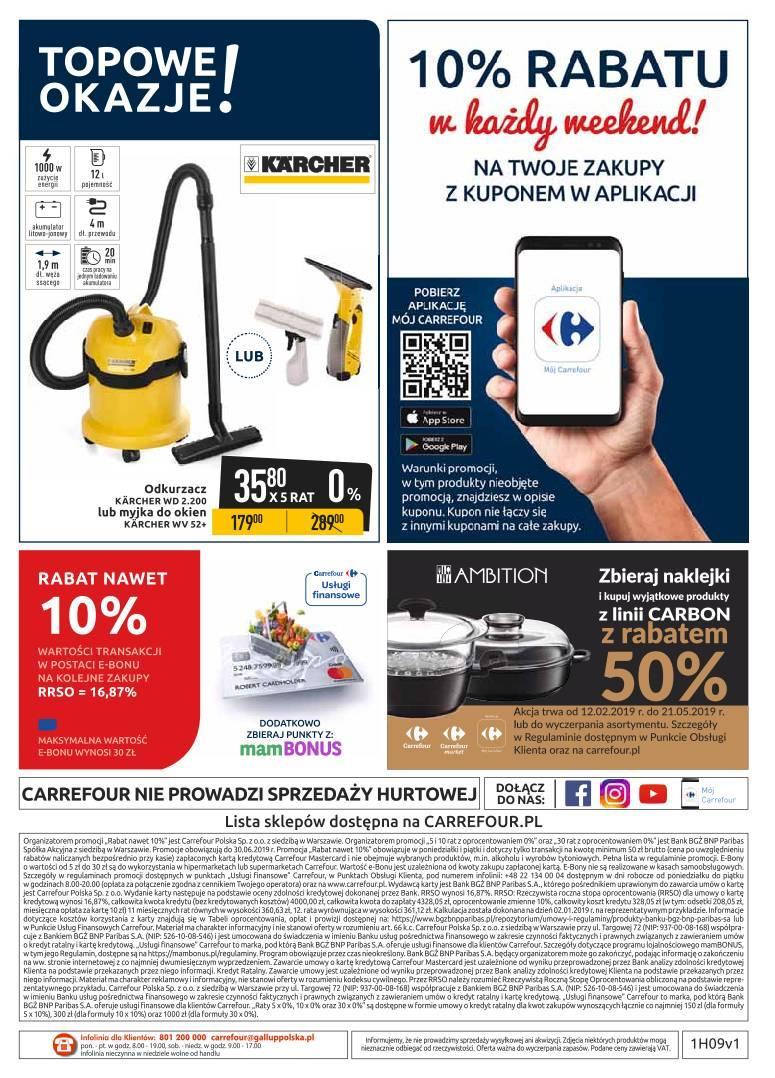 Gazetka promocyjna Carrefour do 04/03/2019 str.35