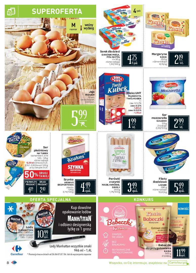 Gazetka promocyjna Carrefour do 07/07/2018 str.7