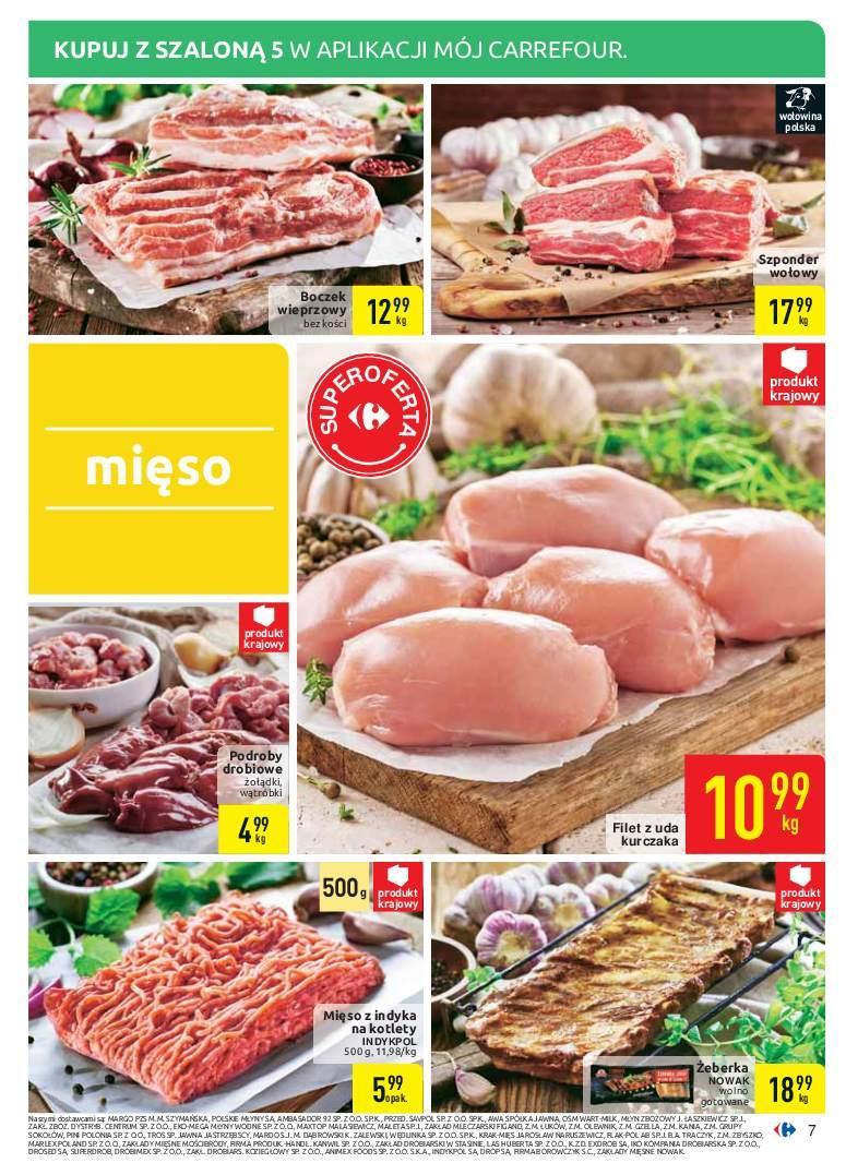 Gazetka promocyjna Carrefour do 07/10/2018 str.6