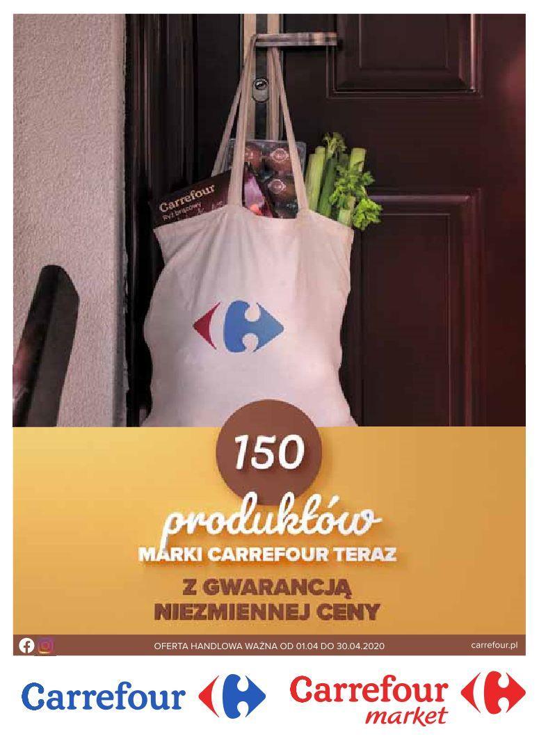 Gazetka promocyjna Carrefour do 30/04/2020 str.0