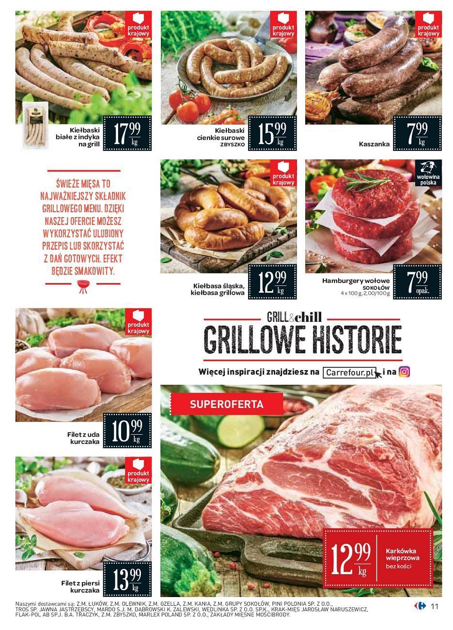 Gazetka promocyjna Carrefour do 18/08/2018 str.11