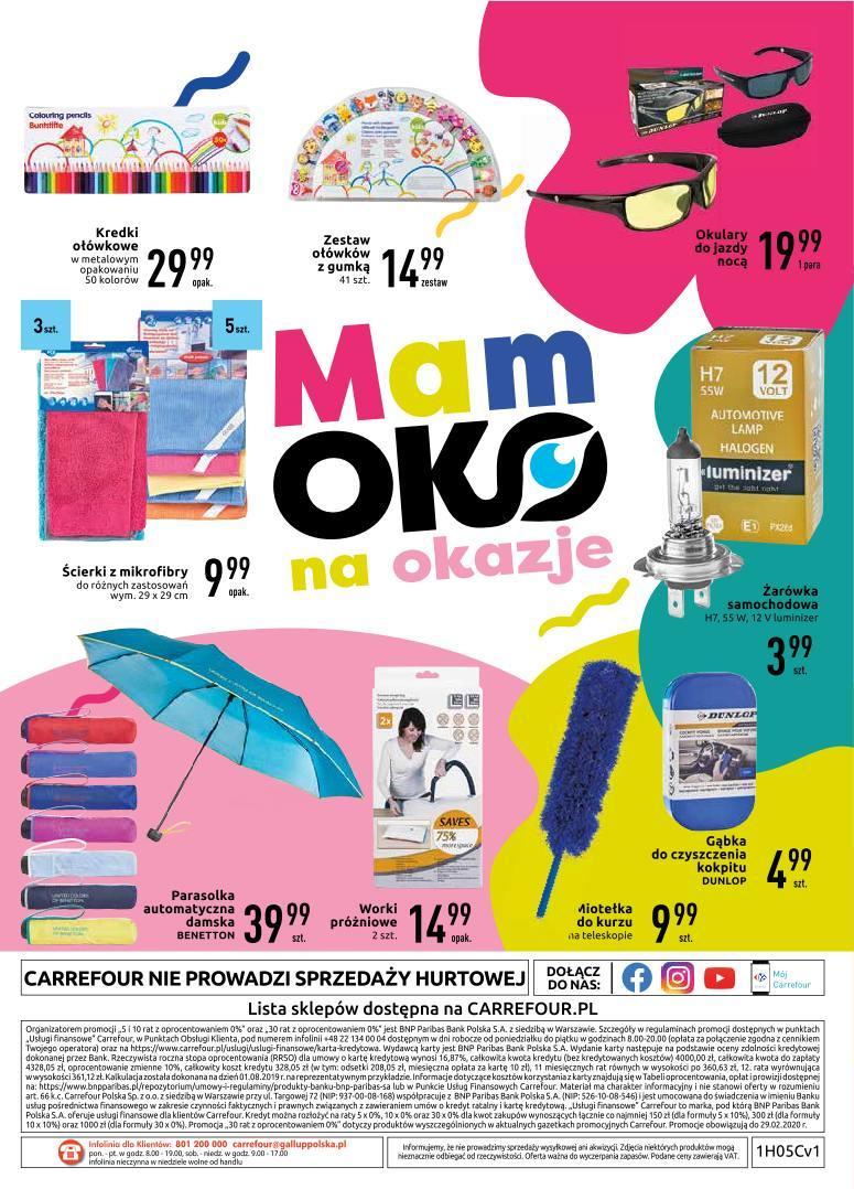 Gazetka promocyjna Carrefour do 09/02/2020 str.7