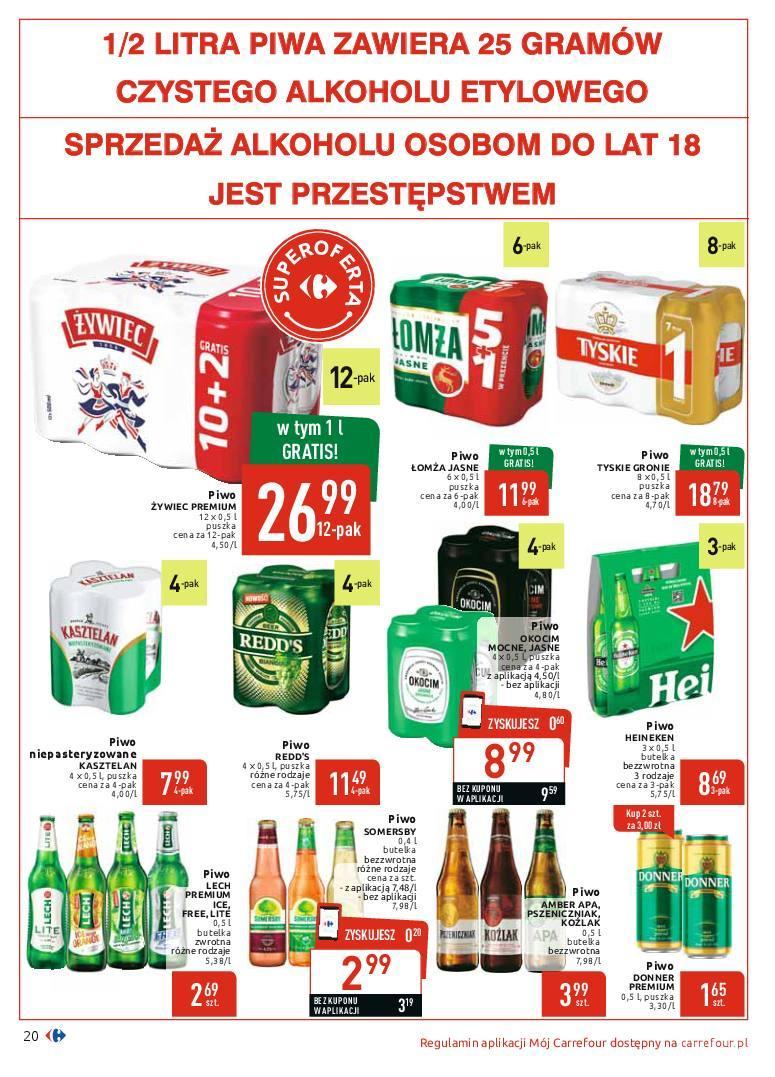 Gazetka promocyjna Carrefour do 08/12/2018 str.20