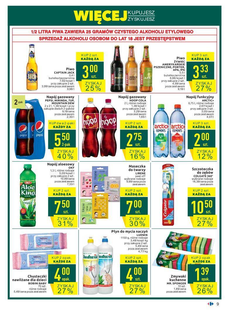 Gazetka promocyjna Carrefour do 26/05/2019 str.8