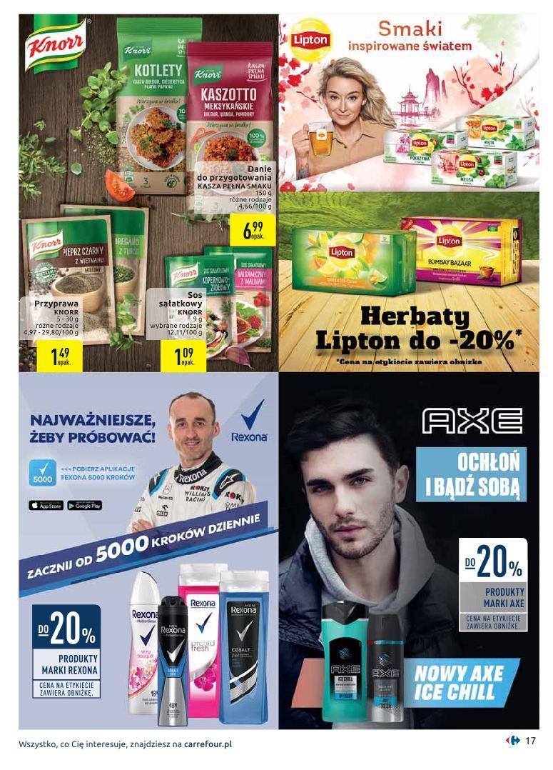 Gazetka promocyjna Carrefour do 20/07/2019 str.17