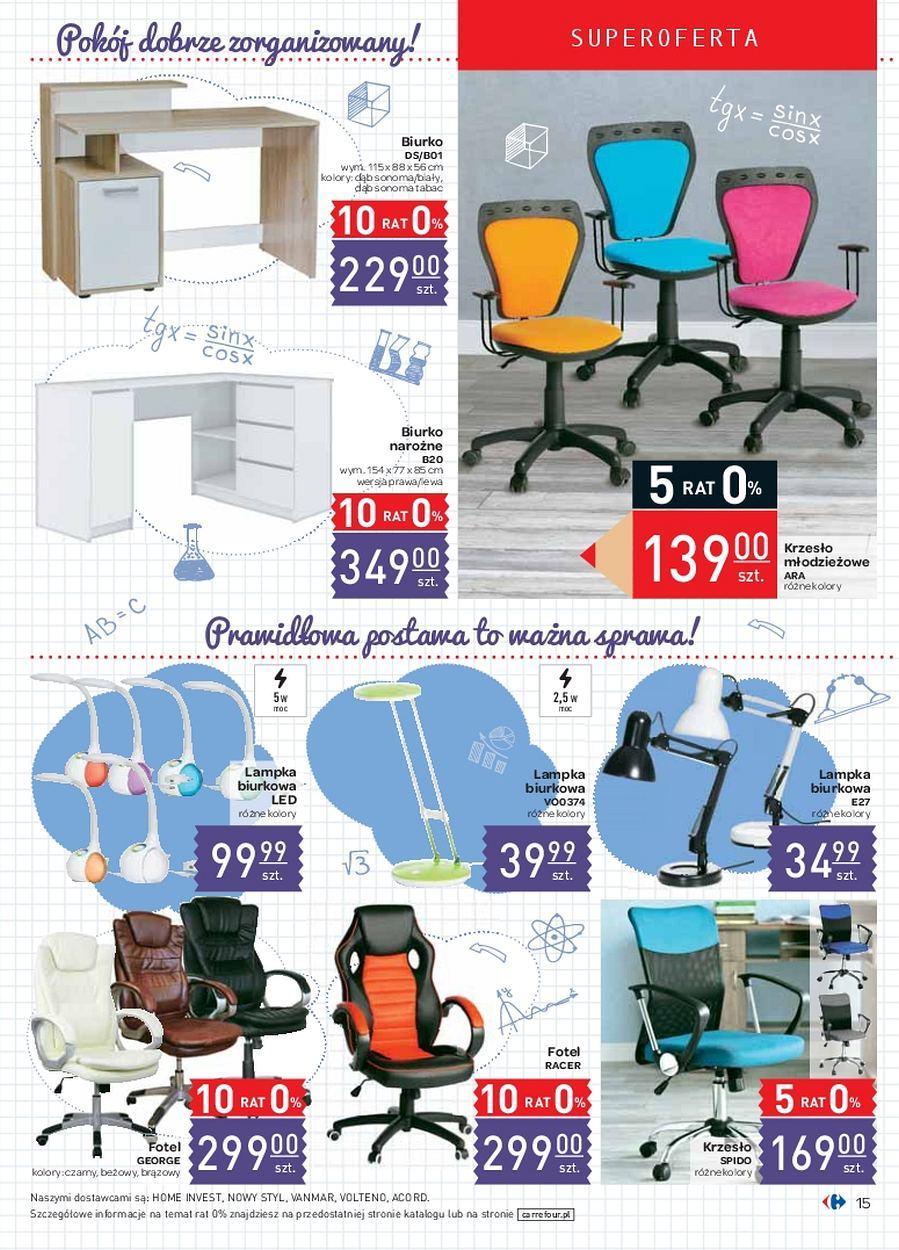 Gazetka promocyjna i reklamowa Carrefour,