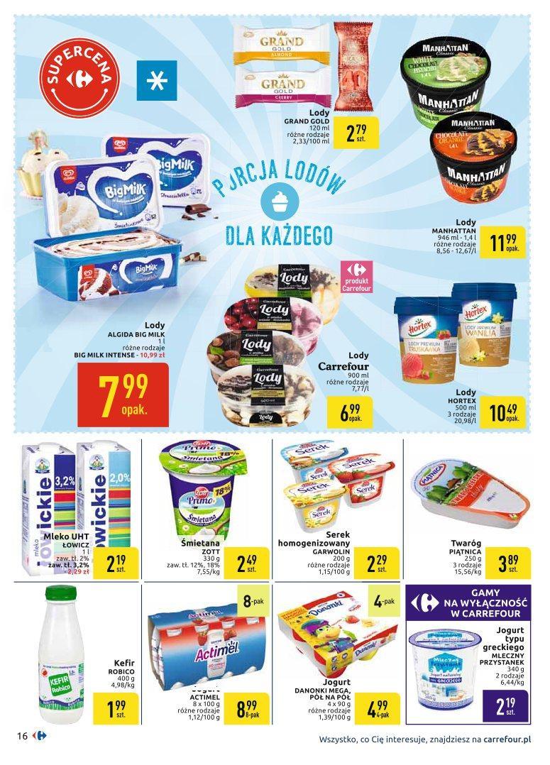 Gazetka promocyjna Carrefour do 04/05/2019 str.15