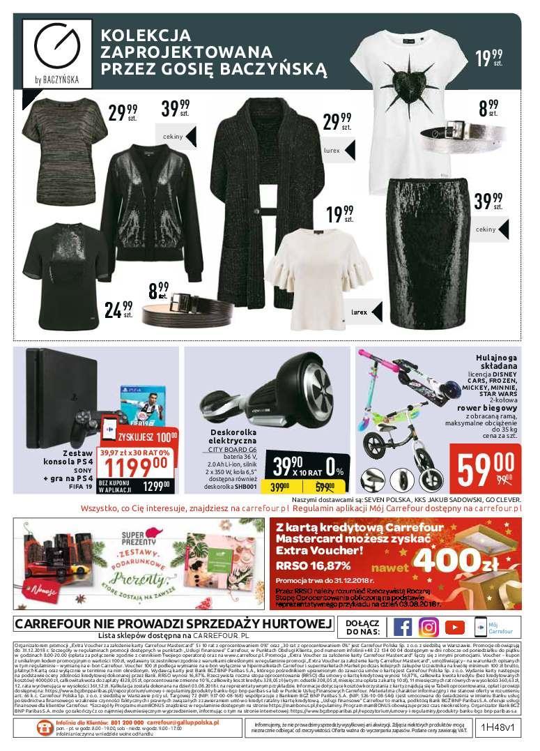 Gazetka promocyjna Carrefour do 08/12/2018 str.36