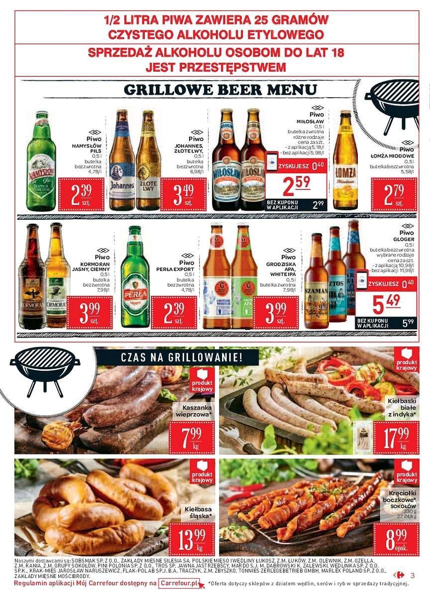 Gazetka promocyjna Carrefour Market do 29/04/2018 str.2