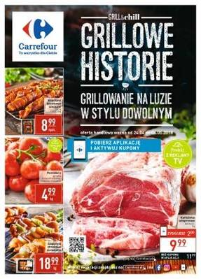 Carrefour gazetka  - od 24/04/2018 do 06/05/2018