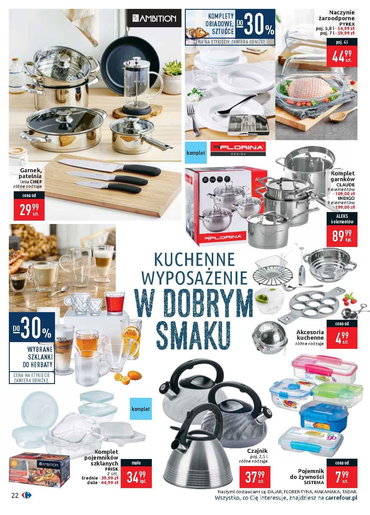 Gazetka promocyjna Carrefour do 17/02/2020 str.22