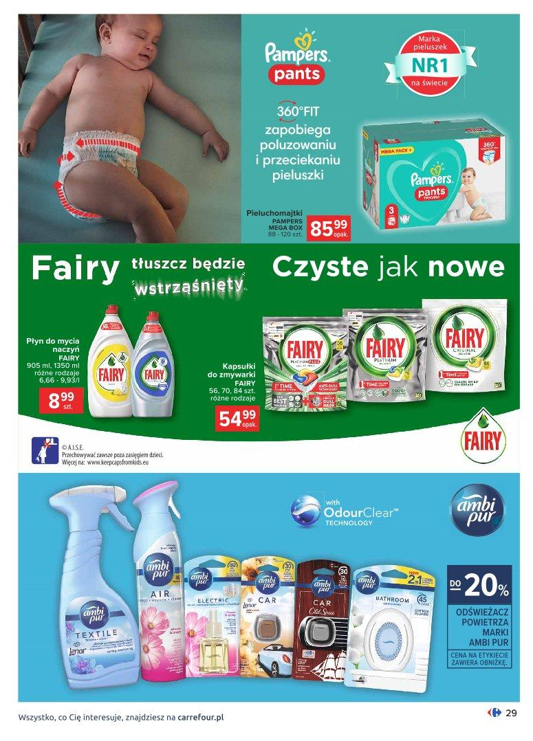 Gazetka promocyjna Carrefour do 07/11/2020 str.29