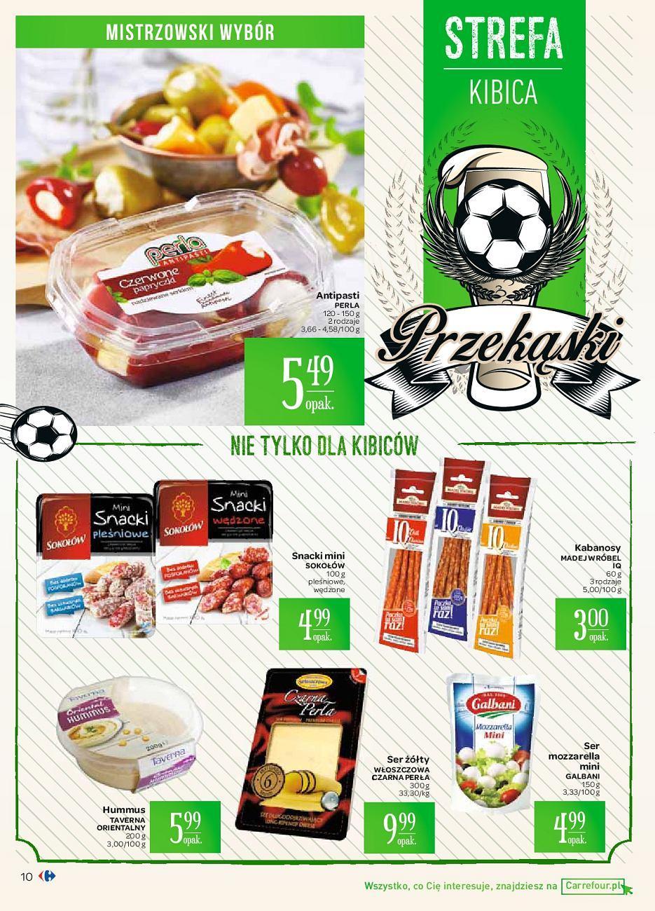 Gazetka promocyjna Carrefour do 24/06/2018 str.9